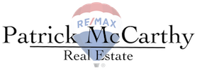 Patrick McCarthy Real Estate – Re/Max Leading Edge Logo